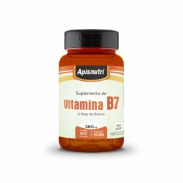 Vitamina B7 - 280mg (60 caps)