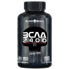 BCAA 2400 (400 Tabs) - Vencimento 30/04/2020