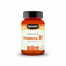 Vitamina B1 - 280mg (60 caps)