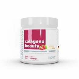 Colágeno Beauty Verisol com Vitaminas e Zinco 120g - Sabor Morango - Inove Nutrition