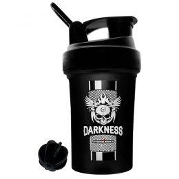 Coqueteleira Darkness Preto (450ml)