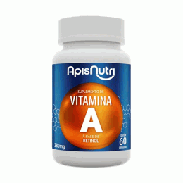 VITAMINA A 280MG (60 CAPS)