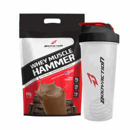 Whey Muscle Hammer (900g) - coq